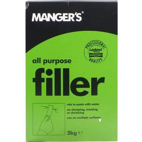 Mangers All Purpose Powder Filler 2Kg