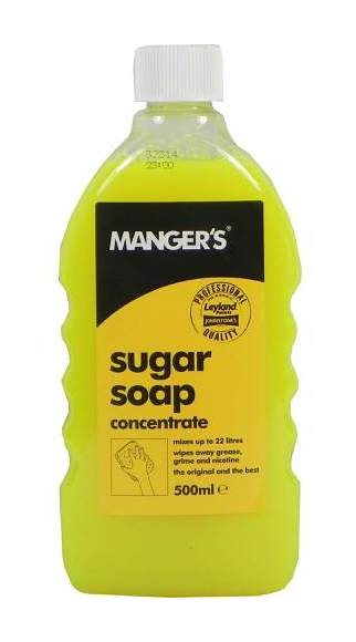 Image of Sugar Soap Concentrate 500ml - Mangers