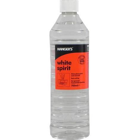 Mangers White Spirit 750ml