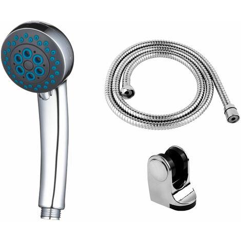 Mango de ducha RY-H051 con soporte de ducha y flexo incluidos