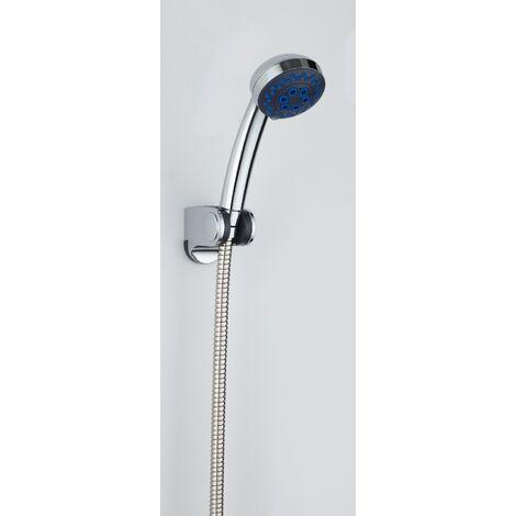 Mango de ducha RY-H216 con soporte de ducha y flexo incluidos