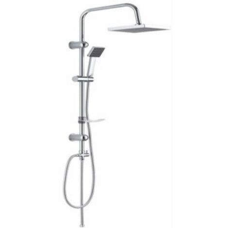 Diferencias entre columna de ducha y conjunto de ducha