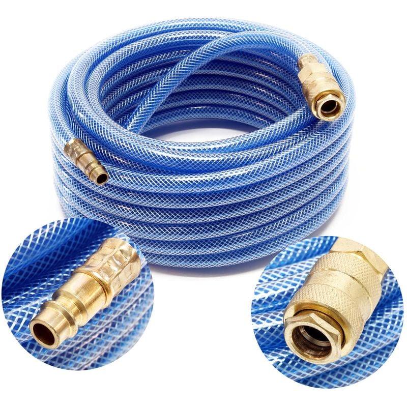 2x pieza de conexión para los conectores y tubo manguera conexiones Ø 16 mm