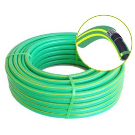 Manguera Aquagarden Reforzada Verde