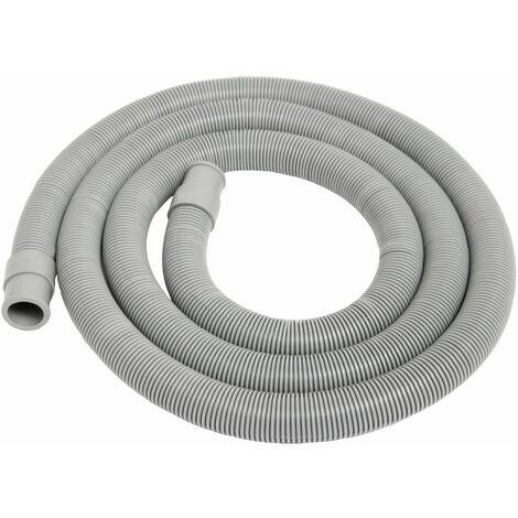 Manguera de desagüe para lavadoras lavavajillas | Longitud: 2m