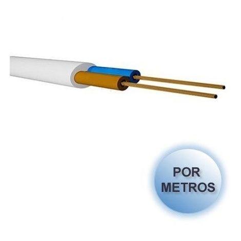 Manguera eléctrica 2x1.5 por METROS