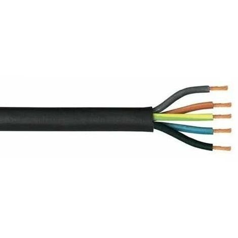 Manguera Electrica 3x1,5 mm Cable Alimentacion Electrico 100 metros Standard