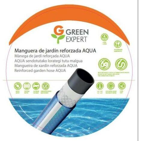 MANGUERA GREEN EXPERT AQUA 25 MM X 25 M