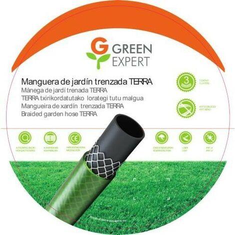 MANGUERA GREEN EXPERT TERRA 19 MM. 25 M.
