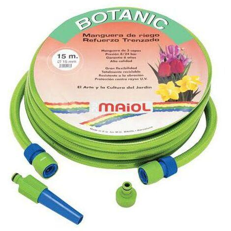 """main image of """"Manguera Látex Botanic 15mm 25m Kit Completo"""""""