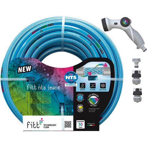 Manguera NTS Jeans Kit Fitt 25mt x15mm