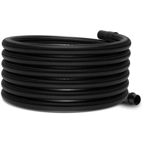Manguera Para Aspiradoras En Seco/Humedo Tubo De Plástico Flexible Recambio 10 m