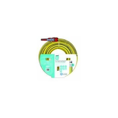 Manguera Riego 25mt-15mm 5c Natuur Ama Star Nt Tric Nt99230