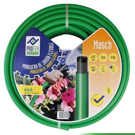 Manguera Tricot Verde 19mm - NEOFERR - PG0305 - R/50 M