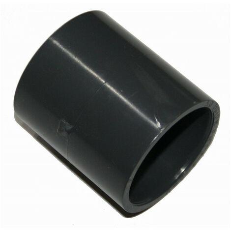 Manguito ø 50 mm PVC presión PN16