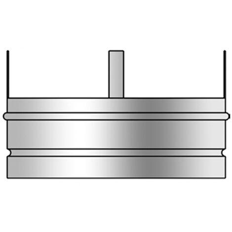 Manguito con 3 patas TUB-COLL para tubos flexibles -Disponible en varias versiones