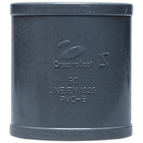 Manguito Deslizante Pvc Mde-03 - CREARPLAST - 201202 - 50 MM