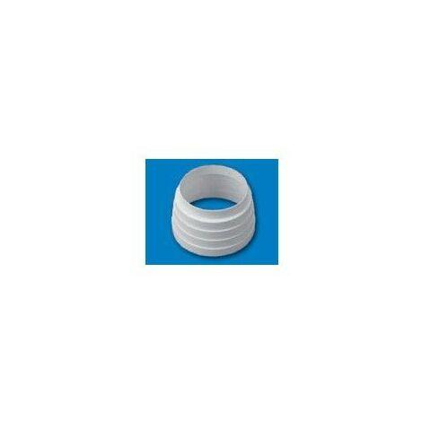 Manguito Extraccion/Aire Multi Reductor Blanco 660 Tubpla