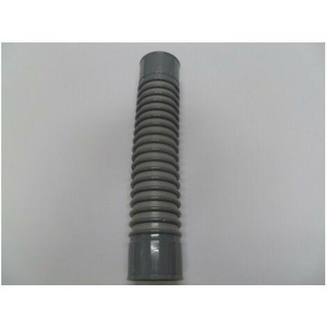 Manguito flexible 40mm pvc gr s&m
