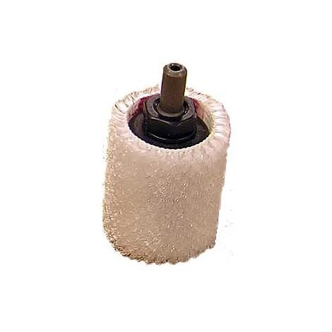 Manguito pulidor de cera KJ820 para modelo KJ120 (2 unidades) Kirjes
