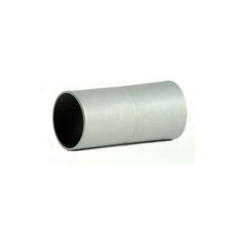 Manguito PVC enchufable M25 gris Aiscan MGE25