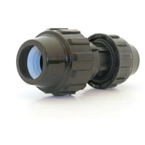 Manguito riego red. 32-25mm rosc fit pp natuur