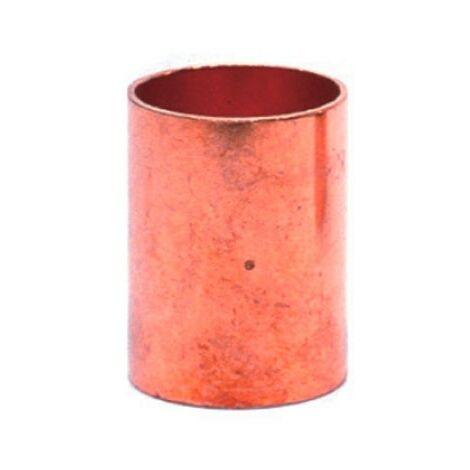 Manguitos de unión de cobre -Disponible en varias versiones