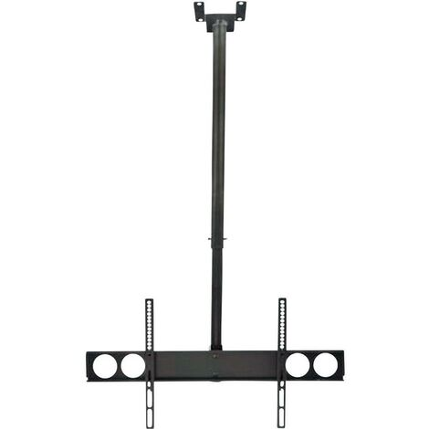 Manhattan 423625 Support Tv Pour Plafond 94 0 Cm 37 177 8 Cm 70