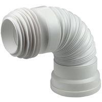 Manicotto flessibile estensibile scarico wc mattfless