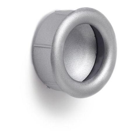 Maniglia ad incasso, ABS, Metallizzato Satinato, 39 mm di diametro. Marchio REI