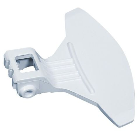 MANIGLIA OBLO porta lavatrice ARCELIK BEKO plastica bianca
