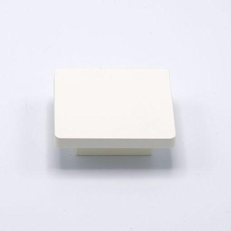 Maniglia per Camera tipo Square interasse 32 mm Bianco