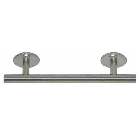 Maniglia per mobili 1007 - solido acciaio inox spazzolato 304 - lunghezza 350mm