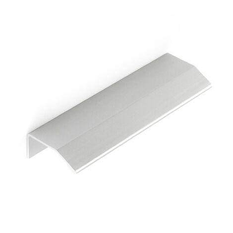 Maniglia stile contemporaneo, Alluminio, Anodizzato Opaco, 576mm interasse. Marchio REI