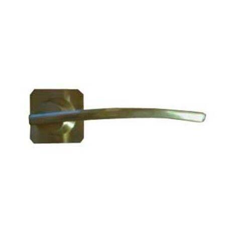Manilla Aluminio Roseta (Jgo) U72765 L/Mat