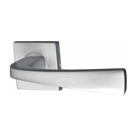 Manilla de aluminio - Ambiance - Acabado cromado perlado