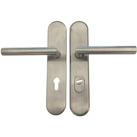 Manilla de Seguridad para puerta de Entrada Pomo - Manivela