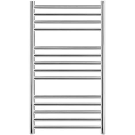 Manissa Siena Electric Heated Towel Rail H720mm W400mm