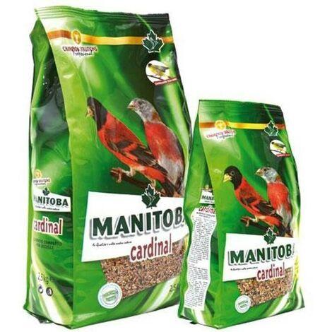 Manitoba, MIXTURA CARDENALITOS CARDINAL 2,5 kg
