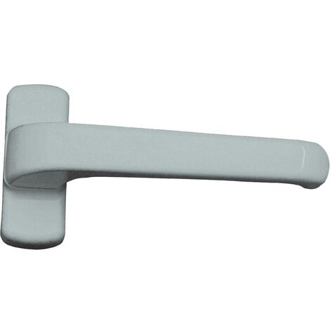 Manivela Carpinteria Metalica Aluminio Plata 6800 Micel