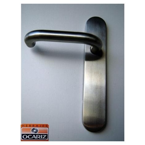 MANIVELA PTA 226X42MM UPL INOX 304 INOX PL/LGA FOR/U OCARIZ