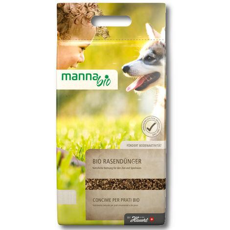 Manna engrais organique pour pelouse 5 kg engrais, engrais organique, engrais écologique, engrais naturel, activateur de sol