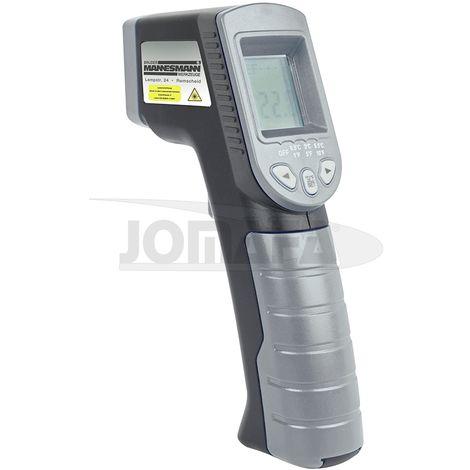 Mannesmann M99991 - Termómetro infrarrojo Rango -40°C a +220°C