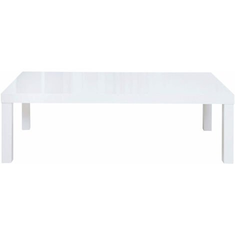 Manny Coffee Table White