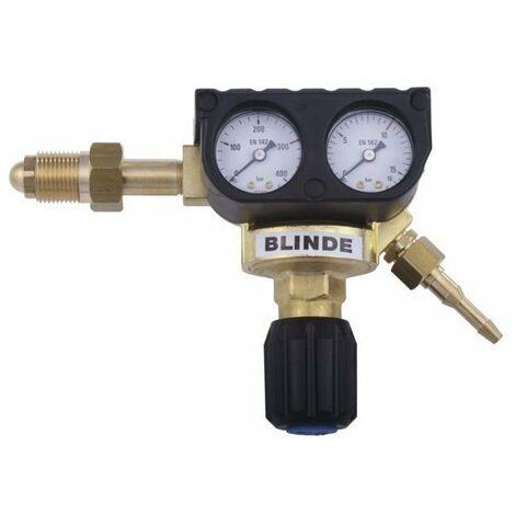 Manodetendeur blinde acetylene2.5-40 h classe 2
