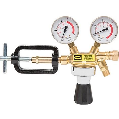 Manodétendeur de bouteille, Modèle : Argon/Co2, à un niveau, de 0 à 28/30 l/min