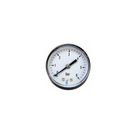Manomètre axial