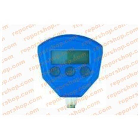 manomètre basse température numérique R22, R134A R404A, R407C, R410A ponté