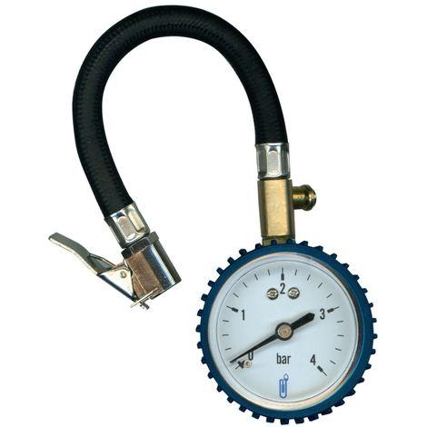 manomètre contréle pression vase expansion 0-4 bars Réf VAZPRESS