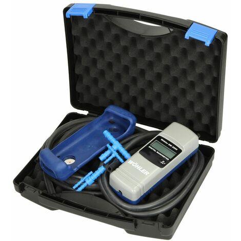 Manomètre digital DM 2000 dans une mallette complète